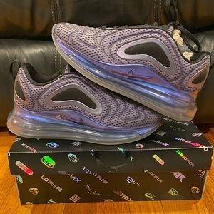 Nike AIR MAX 720 NORTHERN LIGHTS SIZE 13